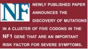 Article published in ScienceDaily Reveals Risk Factors for Severe Symptoms in NF1