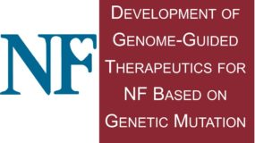 Development of Genome-Guided Therapeutics for NF Based on Genetic Mutation Subsets