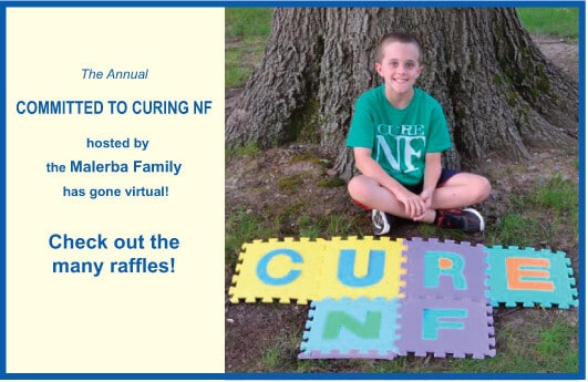 Committed to Curing NF Virtual Fundraiser